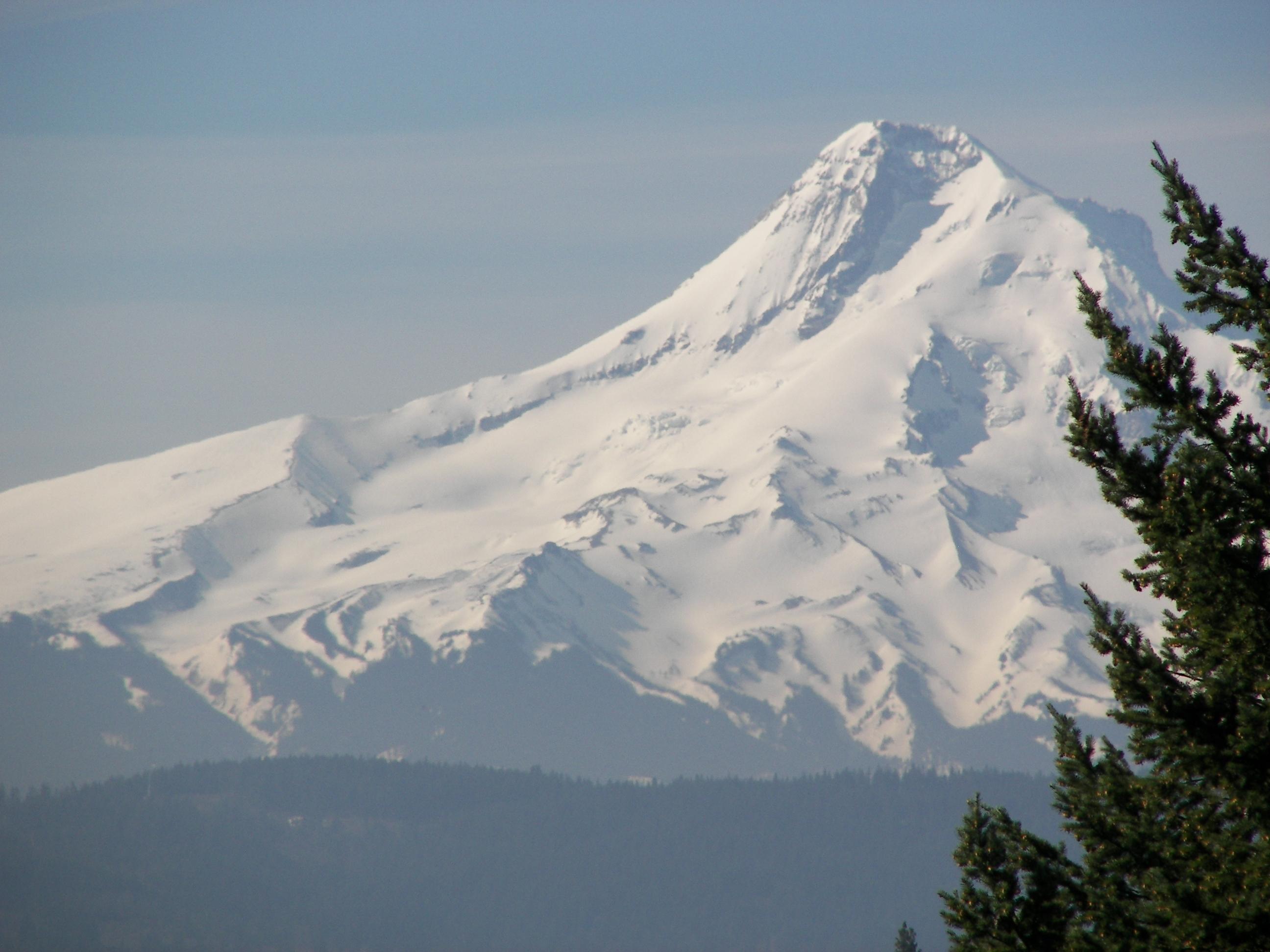 Mystic Mountain Mt Hood Northwestphotos