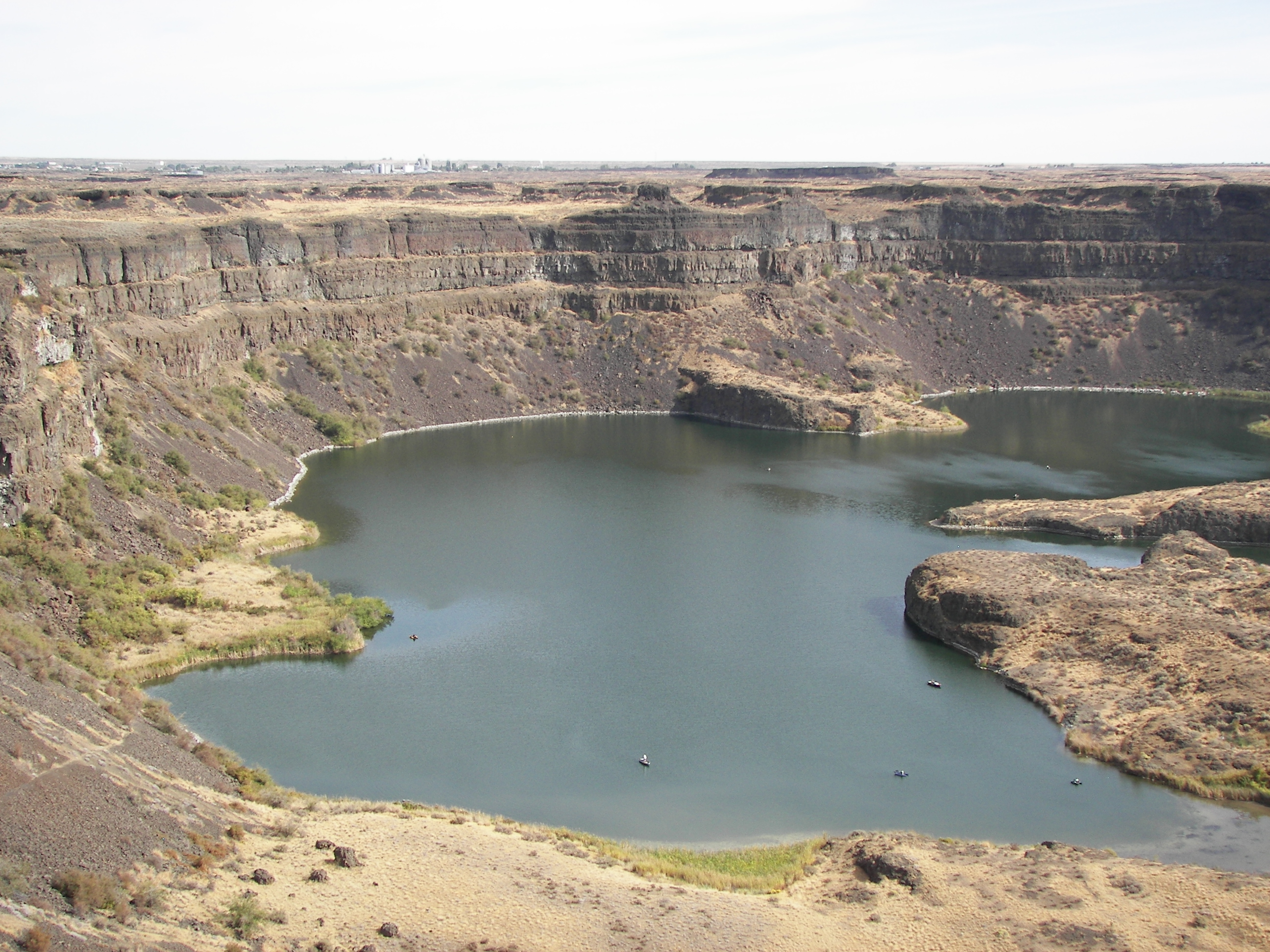 Site-Seeing the Scablands of Washington State ...
