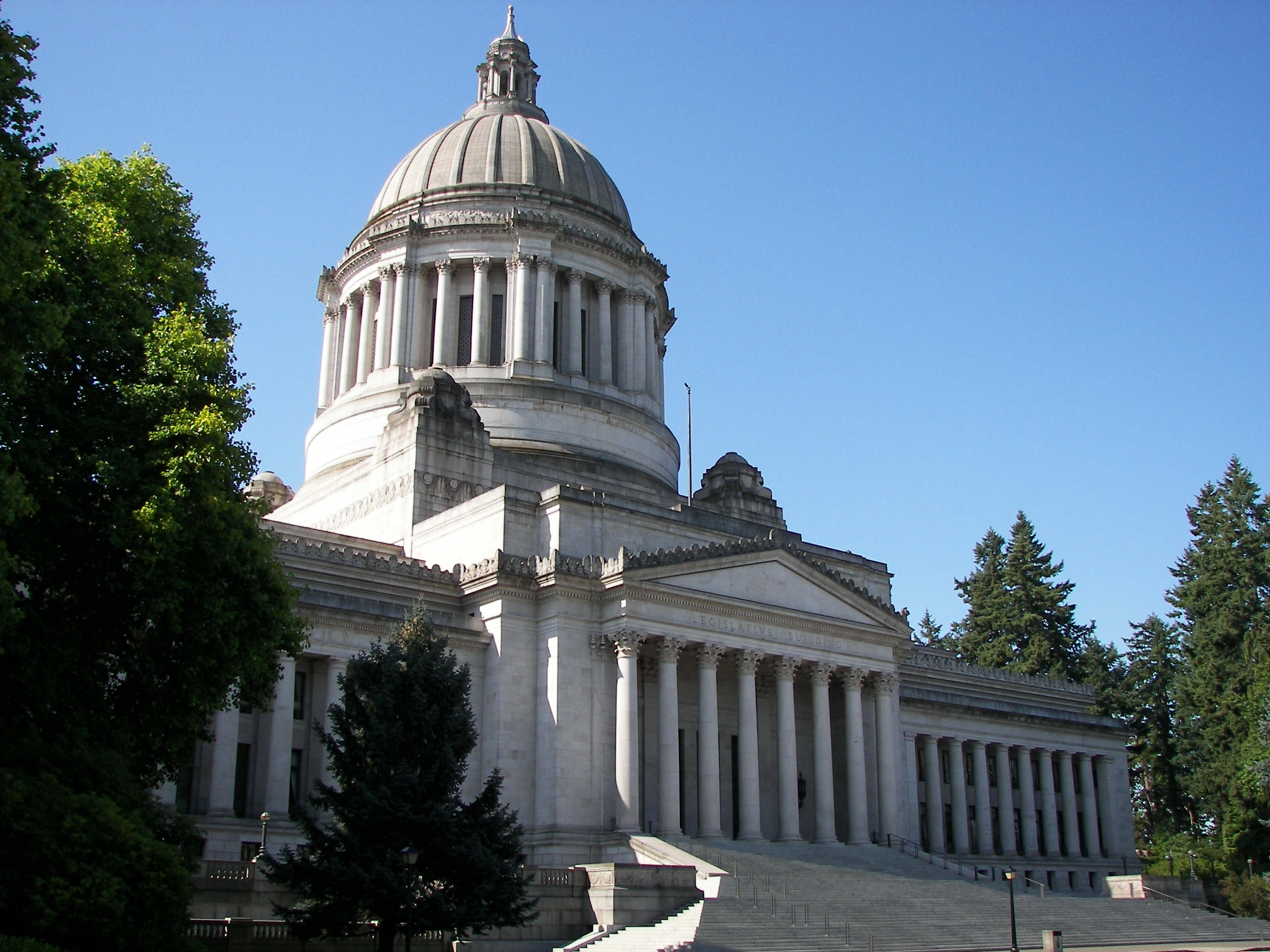 Capitol Building Olympia Tours