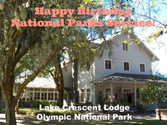 NPS Birthday