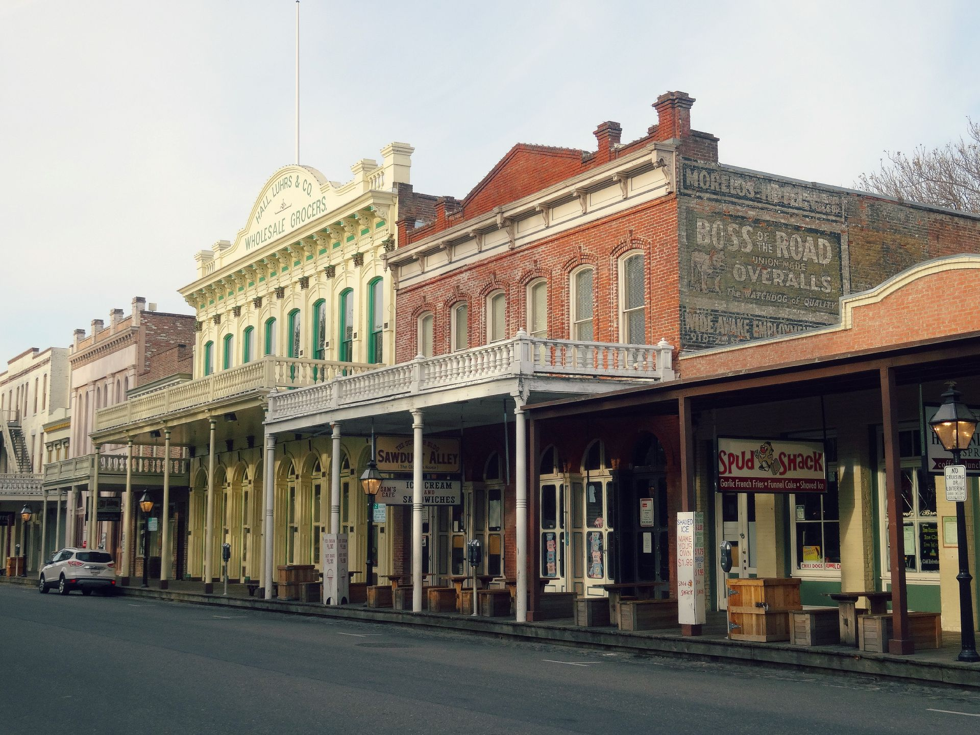 A Walk Into The Past In Old Sacramento Northwestphotos