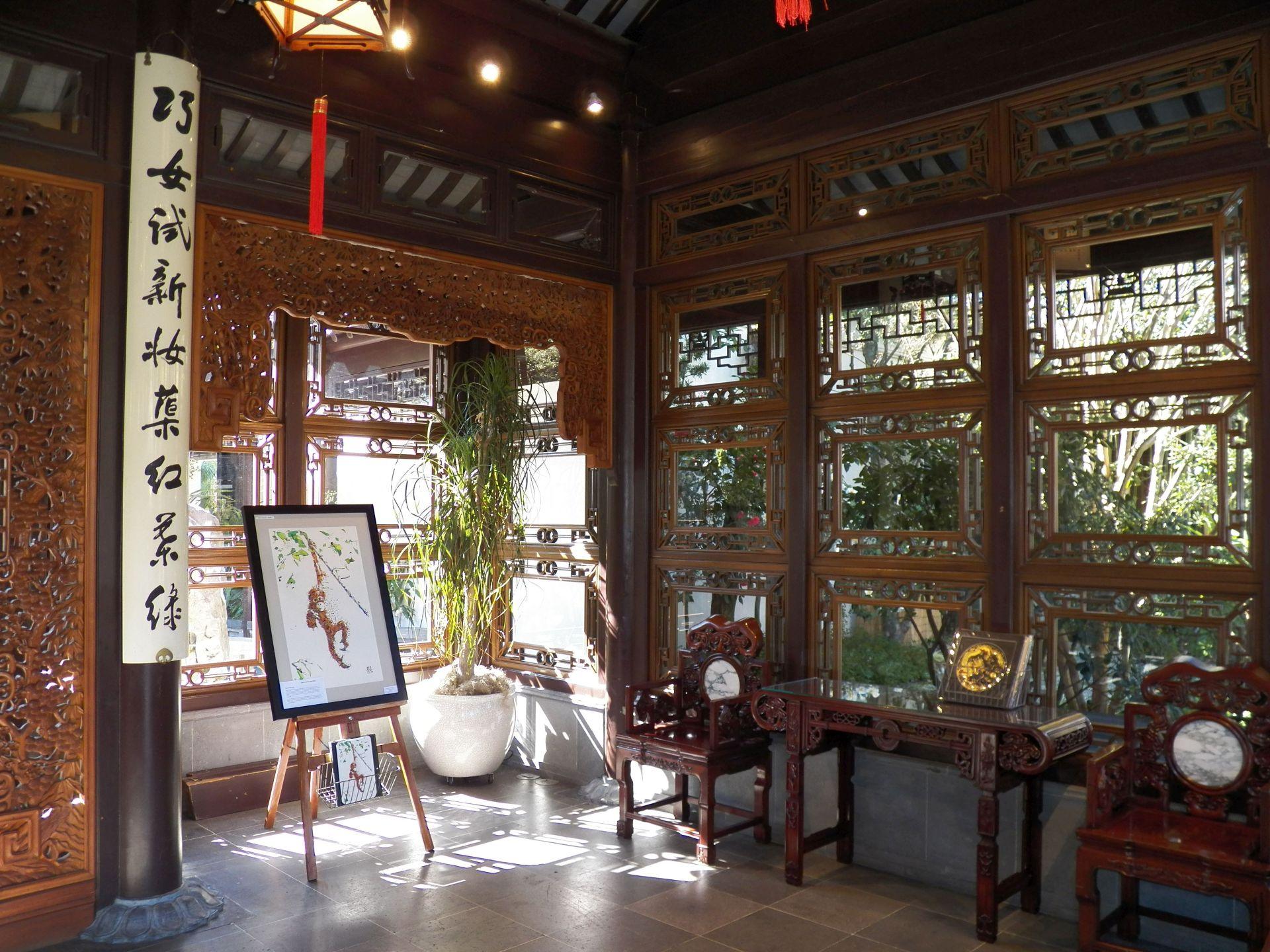 Springtime in a Classical Chinese Garden   northwestphotos